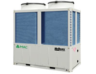 模块式风冷冷水热泵机组