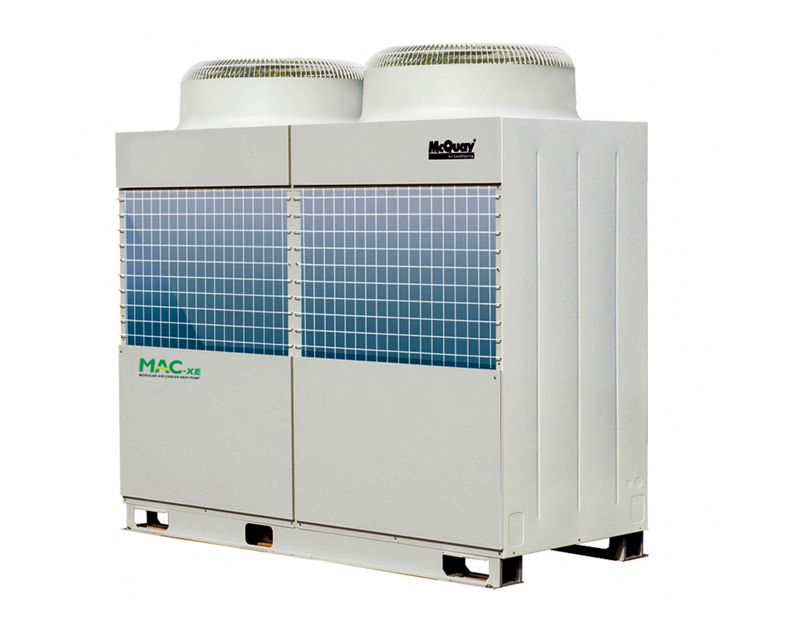 超高效低温强热模块式风冷机组