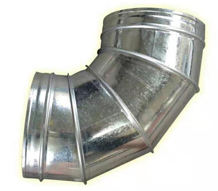 圆弯头风管(图11)