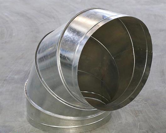 圆弯头风管(图03)