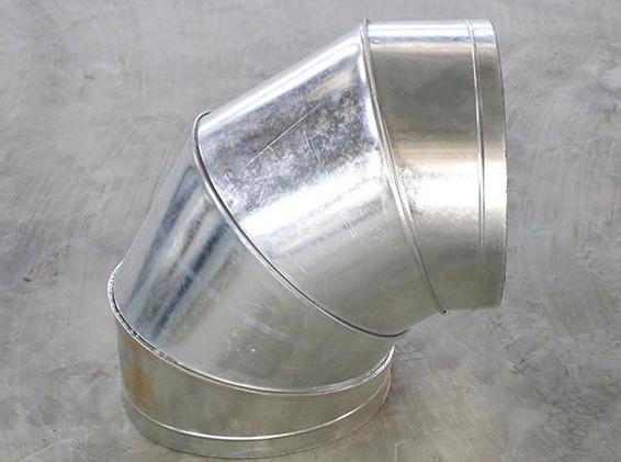 圆弯头风管(图02)